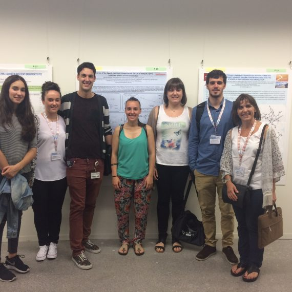 July 2016, Marcial Moreno Mañas School, Donostia.