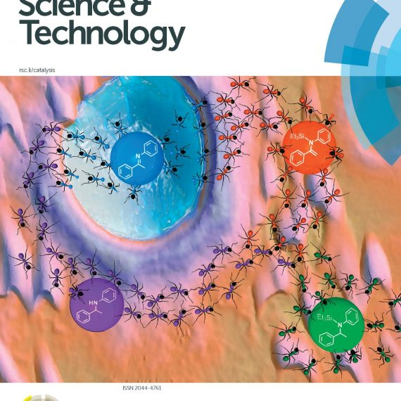 Cover Catal. Sci. & Tech. 2018